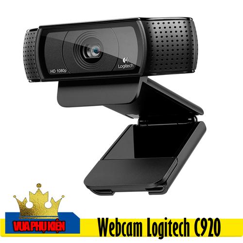 Webcam Cao Cấp Logitec C920 Hàng Nhập Khẩu