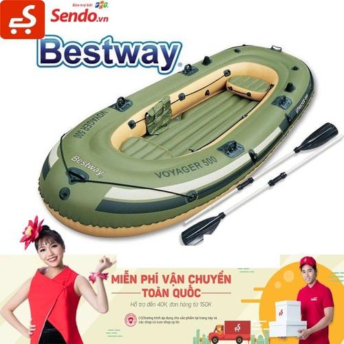 Thuyền Bơm Hơi Bestway 65001