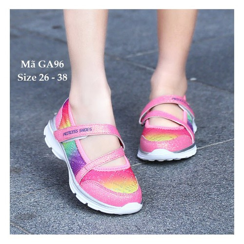 Giày bé gái Hàn Quốc - Giày bé gái nhiều màu - Giày bé gái GA96