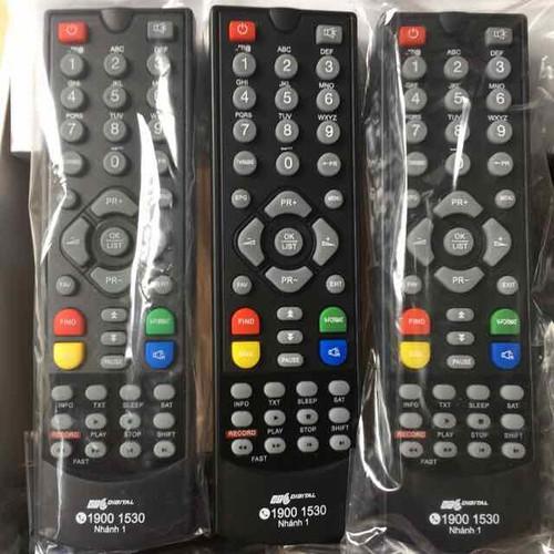 Remote VTC-HDV2 xịn theo máy
