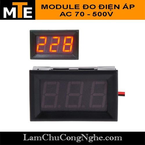 MODULE ĐO ĐIỆN ÁP AC 70 – 500V