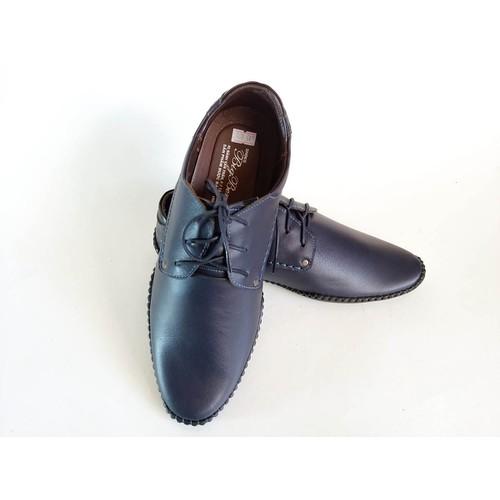 Giày Mọi BIGBEN Da Bò Thật Cao Cấp CS56
