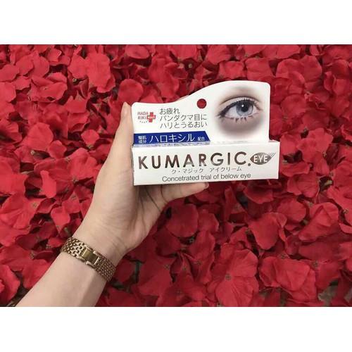 kem dưỡng trị thâm mắt Kumagic