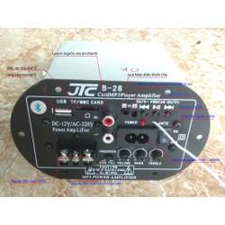 Mạch Loa USB Bluetooth CS Lớn Kéo Loa Bass 30 Dùng Điện 12VDC-220VAC - 1 Bộ