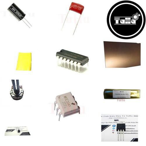 Combo diy mạch timer kst giá rẻ-linh kiện điện tử tuhu