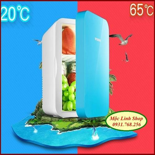 Tủ lạnh mini tiện ích Huyndai 6L - 5837224 , 12335207 , 15_12335207 , 1550000 , Tu-lanh-mini-tien-ich-Huyndai-6L-15_12335207 , sendo.vn , Tủ lạnh mini tiện ích Huyndai 6L