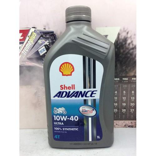 Nhớt Shell Advance Ultra 10W40 1L - 4511418 , 12342599 , 15_12342599 , 219000 , Nhot-Shell-Advance-Ultra-10W40-1L-15_12342599 , sendo.vn , Nhớt Shell Advance Ultra 10W40 1L