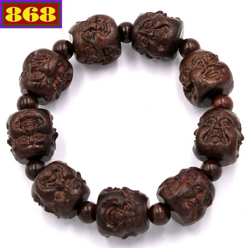 Hạt chuỗi đeo tay Phật Di lặc thần mộc - 5832374 , 12328079 , 15_12328079 , 140000 , Hat-chuoi-deo-tay-Phat-Di-lac-than-moc-15_12328079 , sendo.vn , Hạt chuỗi đeo tay Phật Di lặc thần mộc