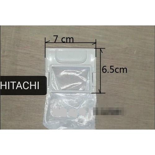 Túi lọc, lưới lọc máy giặt HITACHI.  70x65mm