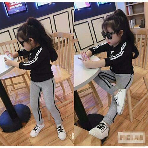Bộ bé gái thu đông chạy sọc áo có nón phong cách thể thao hàng vnxk - 5830405 , 12325181 , 15_12325181 , 237000 , Bo-be-gai-thu-dong-chay-soc-ao-co-non-phong-cach-the-thao-hang-vnxk-15_12325181 , sendo.vn , Bộ bé gái thu đông chạy sọc áo có nón phong cách thể thao hàng vnxk