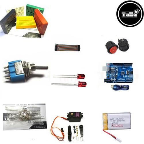 Combo chế hộp vô dụng v2 giá rẻ-linh kiện điện tử tuhu