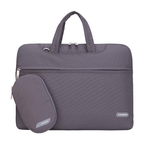 Túi đeo, túi xách chống sốc cho macbook, laptop kèm ví phụ kiện