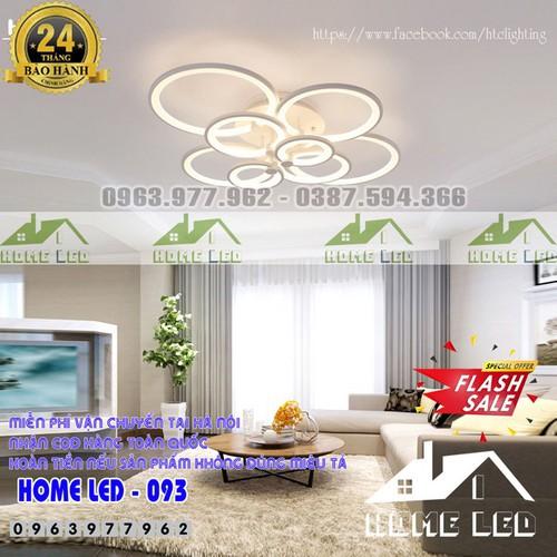 ỐP TRẦN  hiện đại HOME-093 + Tặng phiếu mua hàng 200k