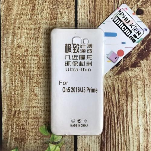 Ốp lưng Samsung J5 Prime - On 5 2016 dẻo trong giá rẻ