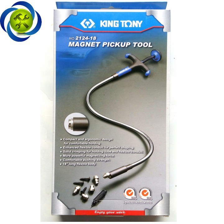 Cần hít ốc Kingtony 2124-18 450mm 2