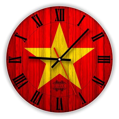 Đồng hồ treo tường Ấn tượng
