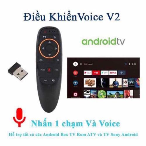Chuột Khiển Voice V2 Cao cấp - Nói 1 chạm 1 nút học lệnh