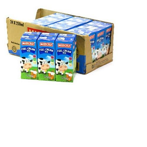 Sữa tươi nguyên kem MariGold 200ml – thùng 24 hộp