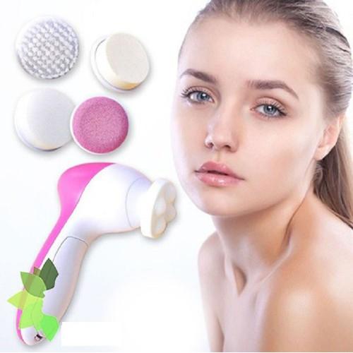 Máy Massage Mặt 5in1 Beauty Care
