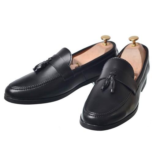 Giày da lười chuông nam