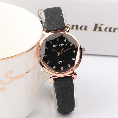 Đồng hồ nữ DOUKOU DK4407 dây da lộn cao cấp mặt vát 3D thời trang - 5831701 , 12327412 , 15_12327412 , 270000 , Dong-ho-nu-DOUKOU-DK4407-day-da-lon-cao-cap-mat-vat-3D-thoi-trang-15_12327412 , sendo.vn , Đồng hồ nữ DOUKOU DK4407 dây da lộn cao cấp mặt vát 3D thời trang