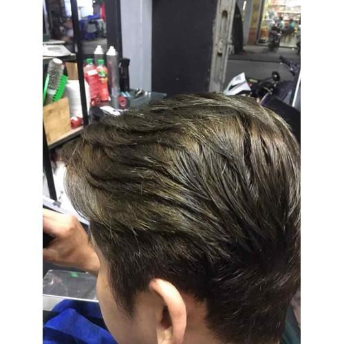 Thuốc nhuộm tóc labene màu xanh khói 100ml
