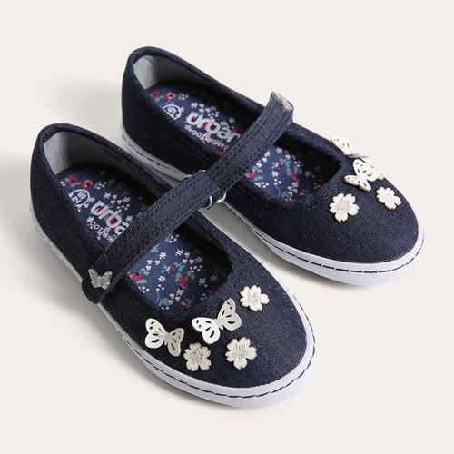 Giày bé gái Urban UG1703 xanh chàm