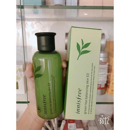 Nước Hoa Hồng Trà Xanh Innis Green Tea Balancing Skin EX 200ml - 5840929 , 12340990 , 15_12340990 , 290000 , Nuoc-Hoa-Hong-Tra-Xanh-Innis-Green-Tea-Balancing-Skin-EX-200ml-15_12340990 , sendo.vn , Nước Hoa Hồng Trà Xanh Innis Green Tea Balancing Skin EX 200ml