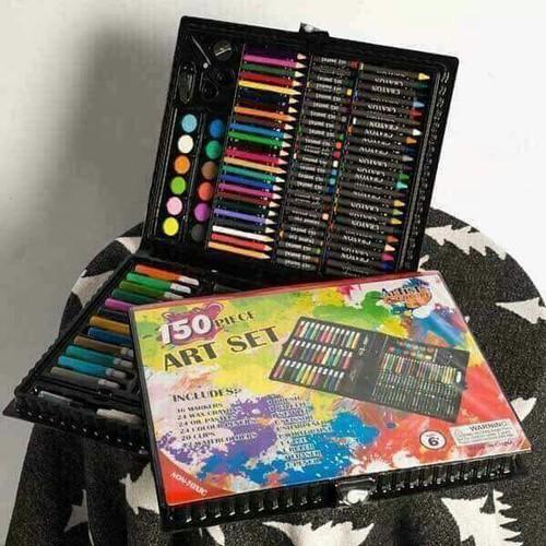 Bộ bút tô màu 150 chi tiết - 5841679 , 12342103 , 15_12342103 , 140000 , Bo-but-to-mau-150-chi-tiet-15_12342103 , sendo.vn , Bộ bút tô màu 150 chi tiết