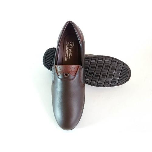 Giày Mọi BIGBEN Da Bò Thật Cao Cấp CS57