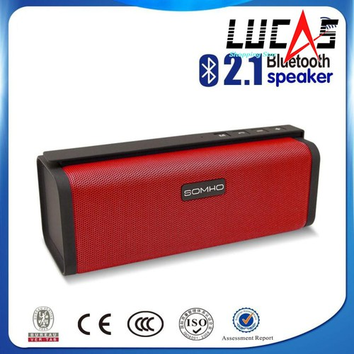 SOMHO Mini Bluetooth Loa có 2 Sừng Stereo - 5837759 , 12336192 , 15_12336192 , 606000 , SOMHO-Mini-Bluetooth-Loa-co-2-Sung-Stereo-15_12336192 , sendo.vn , SOMHO Mini Bluetooth Loa có 2 Sừng Stereo