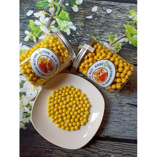 Viên tinh bột nghệ đỏ mật ong rừng Hà Anh 500g - 5846440 , 12350032 , 15_12350032 , 90000 , Vien-tinh-bot-nghe-do-mat-ong-rung-Ha-Anh-500g-15_12350032 , sendo.vn , Viên tinh bột nghệ đỏ mật ong rừng Hà Anh 500g