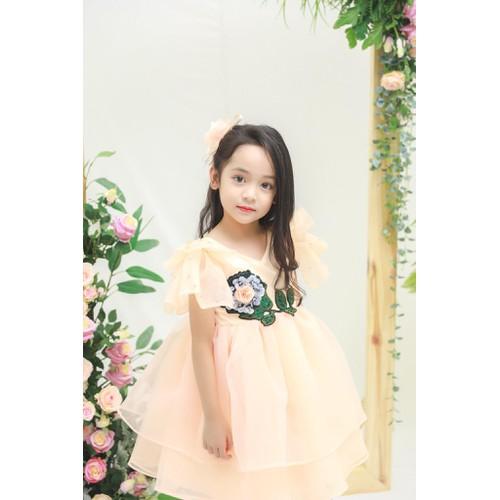 Váy công chúa Pearl 01 LK0264