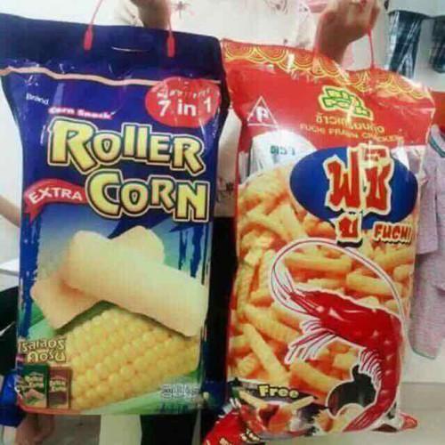 Snack Khổng lồ nhập Thái Lan