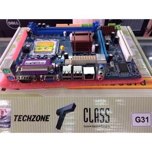 Mainboard Techzone G31 DDR2 Box Cty - 10580243 , 12348503 , 15_12348503 , 780000 , Mainboard-Techzone-G31-DDR2-Box-Cty-15_12348503 , sendo.vn , Mainboard Techzone G31 DDR2 Box Cty