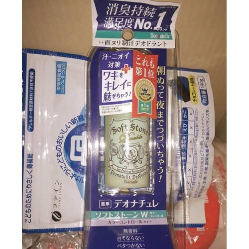 Lăn nách đá khoáng khử mùi Soft stone Màu Xanh Nhật Bản - 5845985 , 12349660 , 15_12349660 , 280000 , Lan-nach-da-khoang-khu-mui-Soft-stone-Mau-Xanh-Nhat-Ban-15_12349660 , sendo.vn , Lăn nách đá khoáng khử mùi Soft stone Màu Xanh Nhật Bản