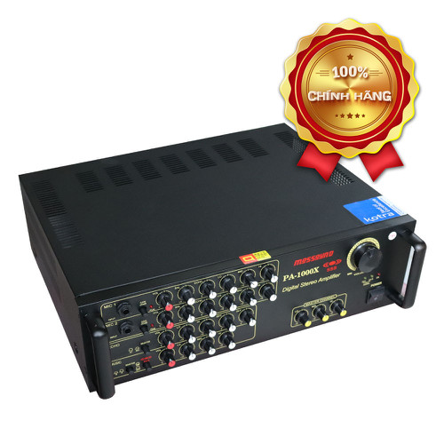 Amply Karaoke PA-1000X - 5849166 , 12352676 , 15_12352676 , 1390000 , Amply-Karaoke-PA-1000X-15_12352676 , sendo.vn , Amply Karaoke PA-1000X