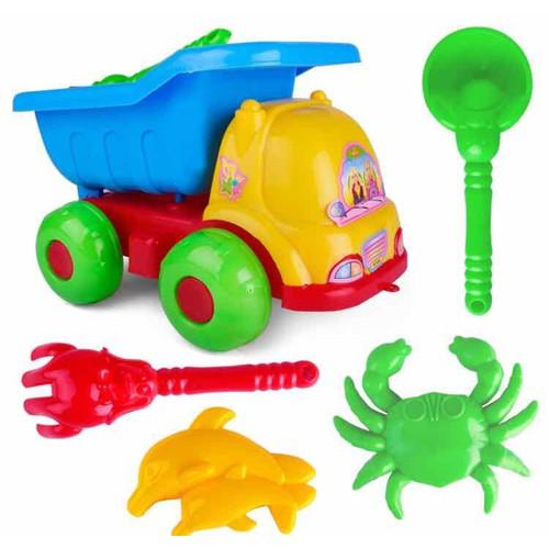 Bộ đồ chơi xúc cát cho bé