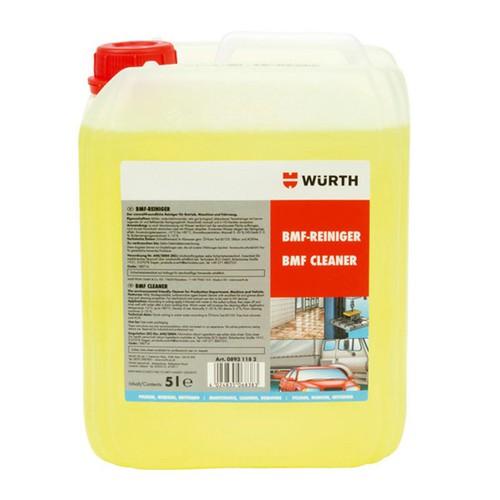 Dung dịch tẩy rửa đa năng Wurth Workshop Cleaner BMF 5L