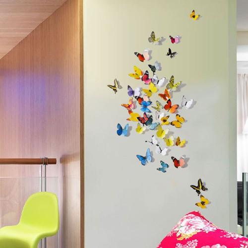 Decal dán tường 3D những chú bướm xinh đẹp đầy màu sắc cho bé H1-002 - 5857825 , 12363517 , 15_12363517 , 49000 , Decal-dan-tuong-3D-nhung-chu-buom-xinh-dep-day-mau-sac-cho-be-H1-002-15_12363517 , sendo.vn , Decal dán tường 3D những chú bướm xinh đẹp đầy màu sắc cho bé H1-002