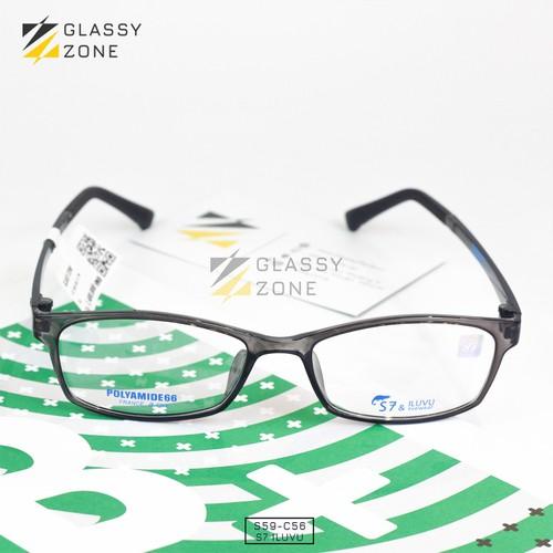 Gọng Kính Cận S7 Iluvu S59.C56 | Glassy Zone