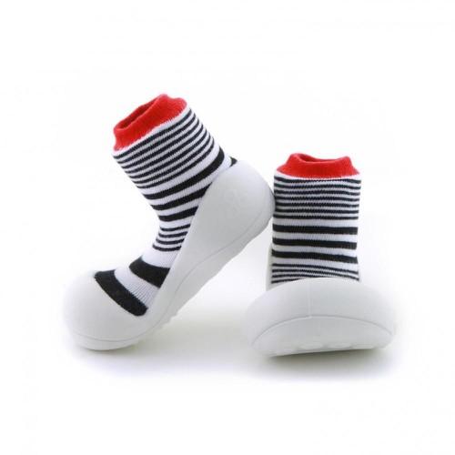 Giày tập đi Attipas URBAN BU02-Red, Hàn Quốc