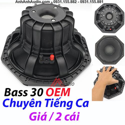 Loa Bass 30 cao cấp OEM Chuyên Tiếng Ca lắp thùng loa 30 karaoke - 6072797 , 12593937 , 15_12593937 , 2700000 , Loa-Bass-30-cao-cap-OEM-Chuyen-Tieng-Ca-lap-thung-loa-30-karaoke-15_12593937 , sendo.vn , Loa Bass 30 cao cấp OEM Chuyên Tiếng Ca lắp thùng loa 30 karaoke