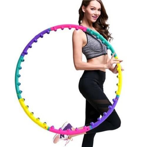 Vòng lắc eo Massage Hoop - vòng nhựa cao cấp hỗ trợ giảm mỡ bụng giảm cân - 10886307 , 12365668 , 15_12365668 , 140000 , Vong-lac-eo-Massage-Hoop-vong-nhua-cao-cap-ho-tro-giam-mo-bung-giam-can-15_12365668 , sendo.vn , Vòng lắc eo Massage Hoop - vòng nhựa cao cấp hỗ trợ giảm mỡ bụng giảm cân