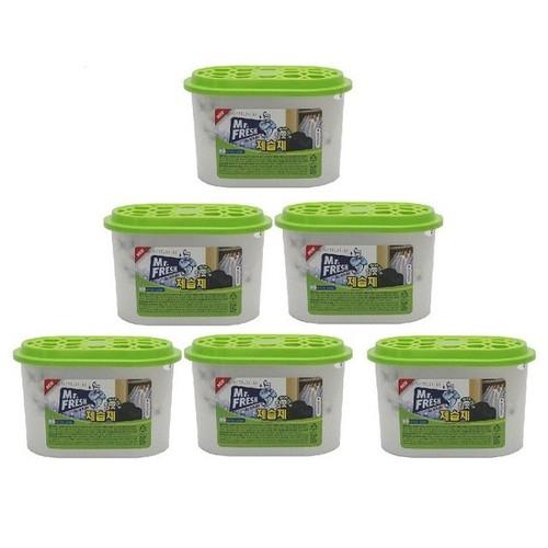 Bộ 6 Bình hút ẩm than hoạt tính khử khuẩn Mr Fresh Hàn Quốc 256g - 5854571 , 12358848 , 15_12358848 , 270000 , Bo-6-Binh-hut-am-than-hoat-tinh-khu-khuan-Mr-Fresh-Han-Quoc-256g-15_12358848 , sendo.vn , Bộ 6 Bình hút ẩm than hoạt tính khử khuẩn Mr Fresh Hàn Quốc 256g