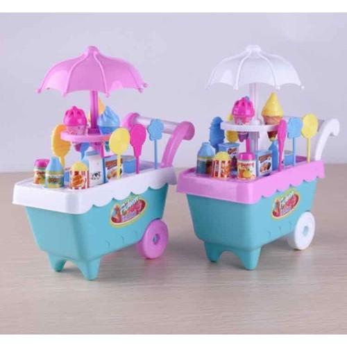Bộ đồ chơi xe đẩy kem cho bé - 5858107 , 12364242 , 15_12364242 , 65000 , Bo-do-choi-xe-day-kem-cho-be-15_12364242 , sendo.vn , Bộ đồ chơi xe đẩy kem cho bé