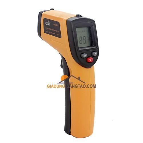Súng bắn nhiệt độ hồng ngoại laser GM-320