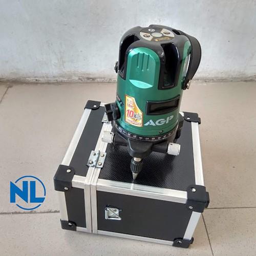 Máy bắn tia lazer - máy cân bằng AGP 5 tia đỏ chất lượng