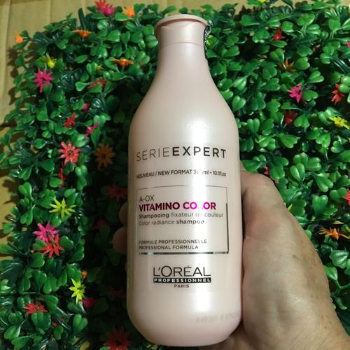 Dầu gội chăm sóc tóc bảo vệ màu nhuộm rực rỡ 250ml