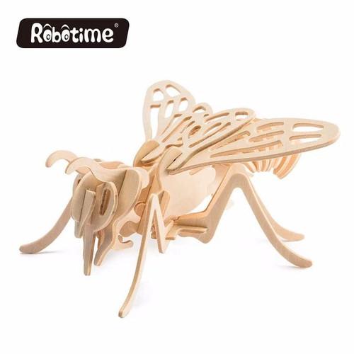 Mô hình gỗ Robotime Con Ong JP206